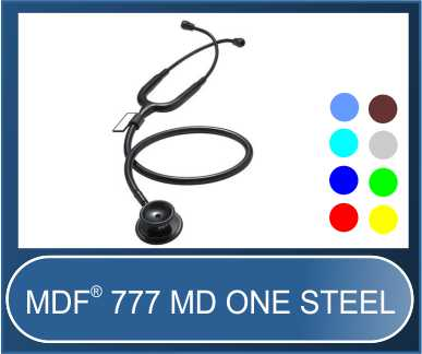 MDF® 777 MD ONE Steel