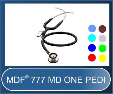 MDF® 777 MD ONE PEDI